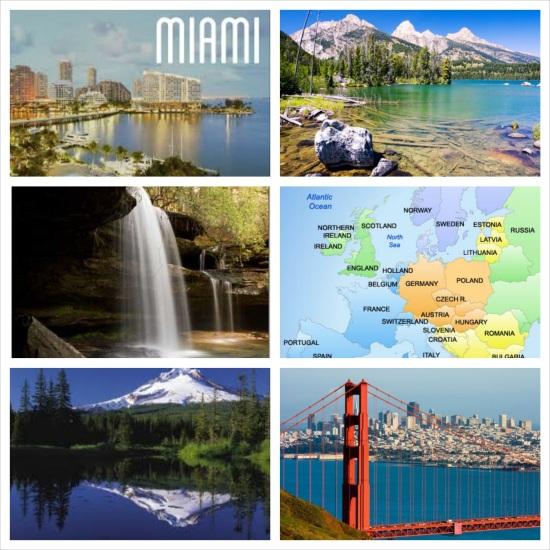 April-September 2014 Travel