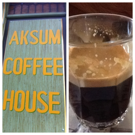 Aksum was by far my favorite coffee in Brussels. If you are in Brussels you should check it out.