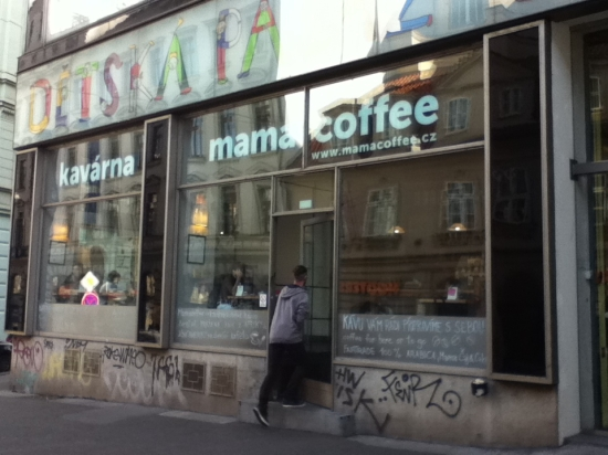 mamacoffee outside shot